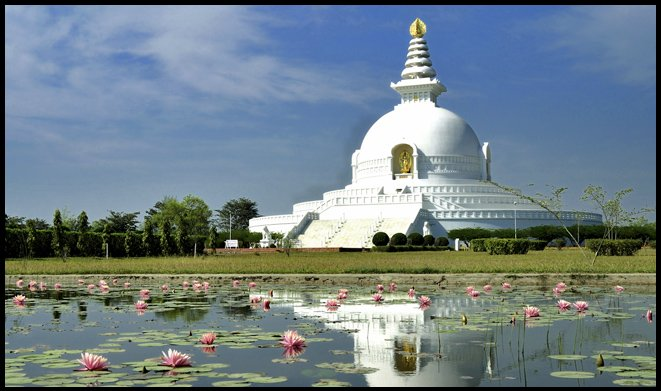 lumbini-World-Peace-Pagoda