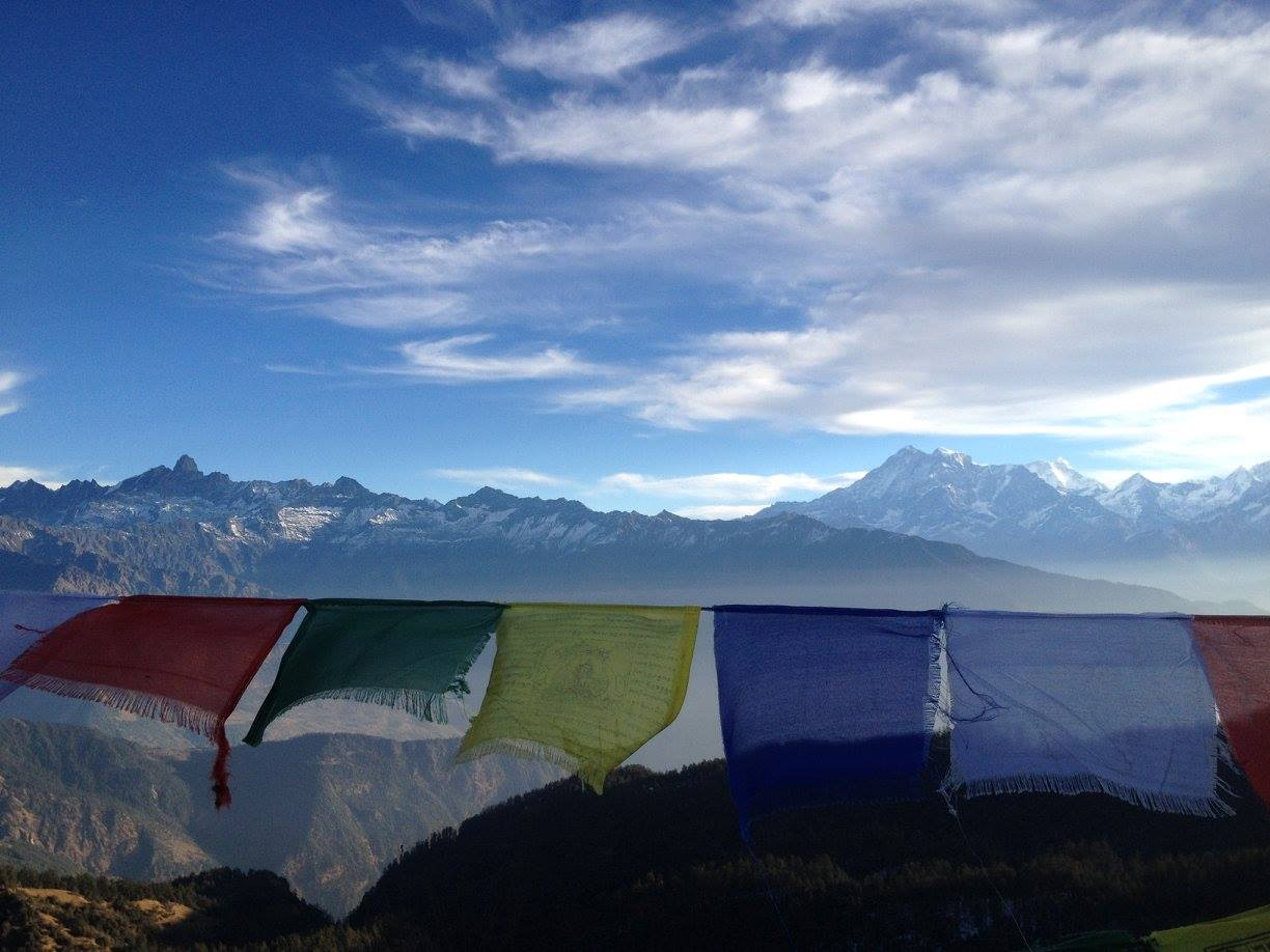 kalinchowk, a blessed heaven