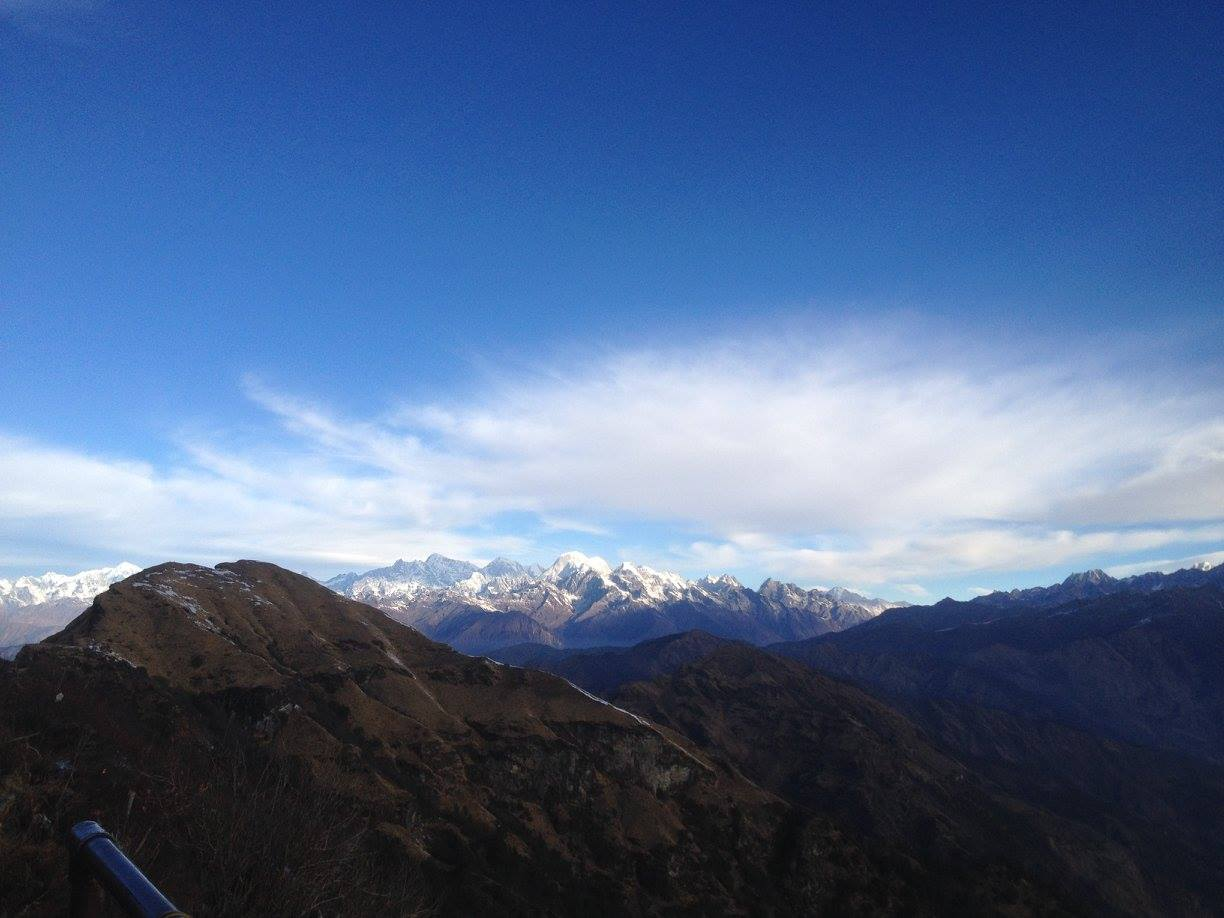mountaisn-kalinchowk